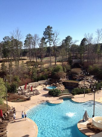 Renaissance Birmingham Ross Bridge Golf Resort & Spa: Pool and view