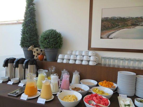 Tierra Viva Miraflores Larco: café da manhã