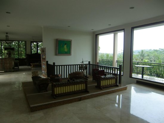 Plataran Borobudur Resort & Spa: hall