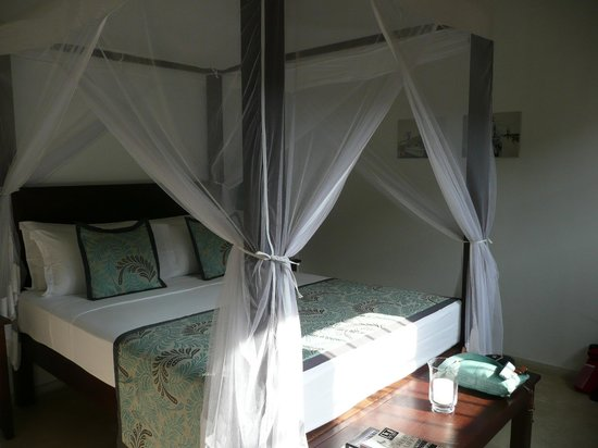 Fortaleza: lovely bed