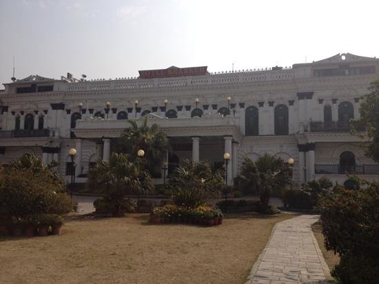 hotel shanker vue du jardin