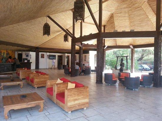 Lookea Royal Baobab : Baobab Look Flamboyant hall d'accueil