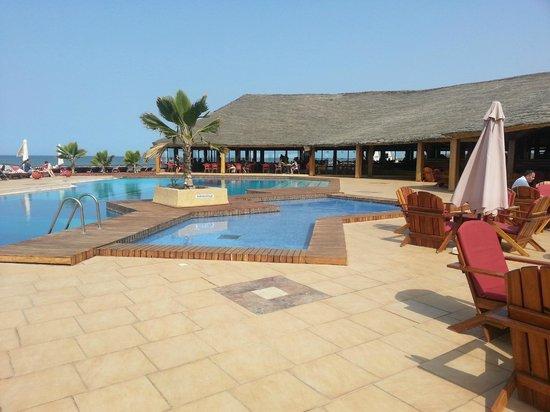 Lookea Royal Baobab : Baobab Look Flamboyant piscine restaurant