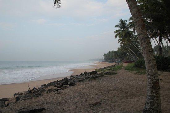 Amarit Hotel : пляж