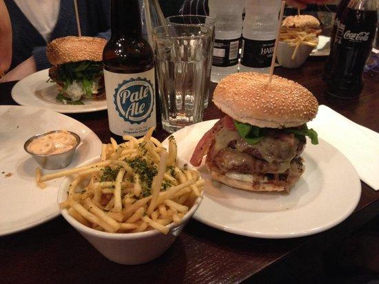 GBK - Picture of Gourmet Burger Kitchen