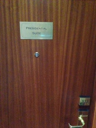 Crowne Plaza Bucharest: Room 313