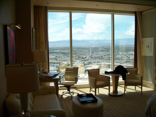 Wynn Las Vegas : Belle chambre