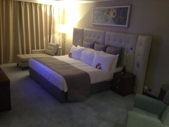 Crowne Plaza Bucharest: Bedroom