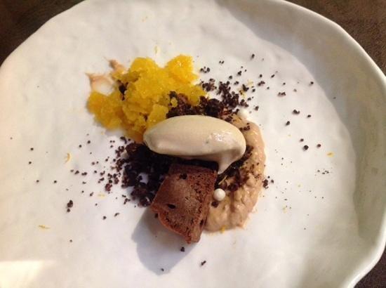 Restaurante El Retiro: Chocolate,café,pasión y frutos secos