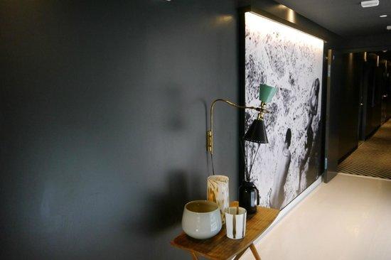 Blanc Kara: Décoration intérieure