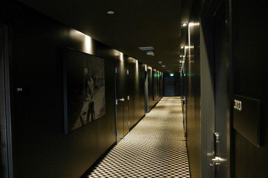 Blanc Kara: Couloir