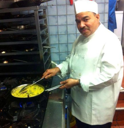 Rasa N16 : Our Chef