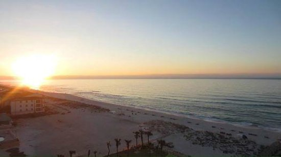 Holiday Inn Resort Pensacola Beach : Pensacola Beach sunrise