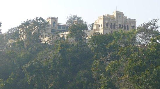 Ananda in the Himalayas: Palast der Shah-Familie im Ananda