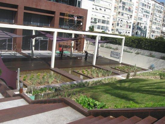 Corinthia Hotel Lisbon: Hotel & grounds