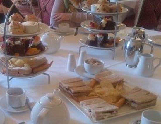 Best Western Beamish Hall Country House Hotel: Poor presentation
