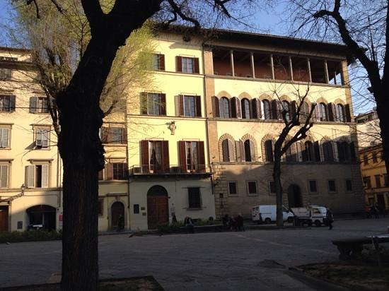 Hotel Palazzo Guadagni: le Palazzo Guadagni et sa superbe terrasse
