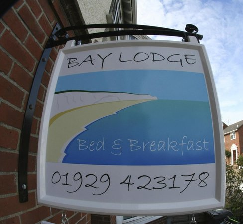 Bay Lodge Bed & Breakfast : Bay Lodge Swanage