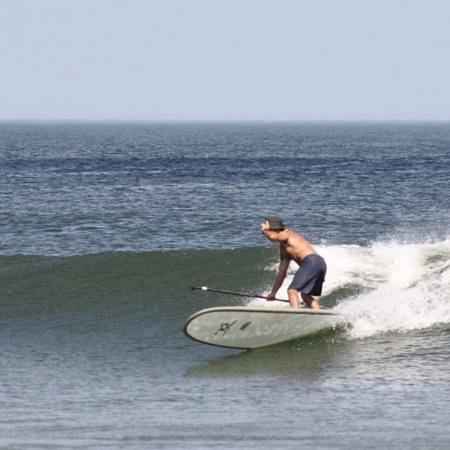 Paddle Surf New Jersey : Ortley Beach, NJ