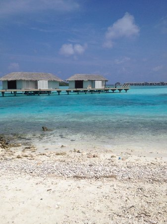 Cinnamon Dhonveli Maldives: water suites 701 and 702