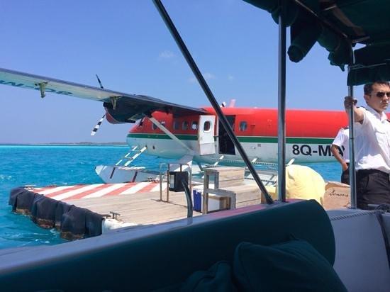 Soneva Fushi : Time to fly home :-(