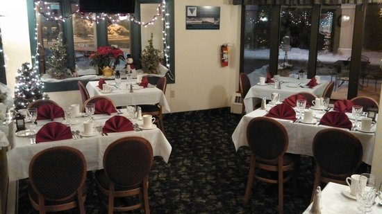 Black Bear Inn and Conference Center: Black Bear Cafe