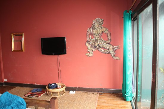 Ang Yee's Guest House : Decoration of Room