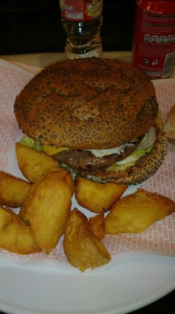 Bacoa Kiosko: Massive Burger
