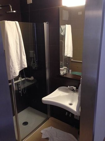 Hotel Antelao Sport & Wellness : bagno