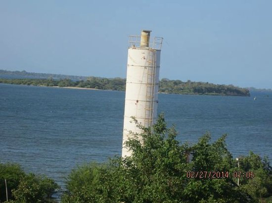 Tanga Region, Tanzania: Tower of tanga town