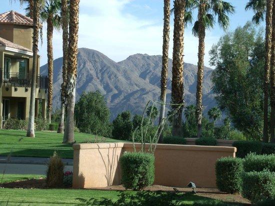 Marriott's Desert Springs Villas II: Beautiful Mountain Vista