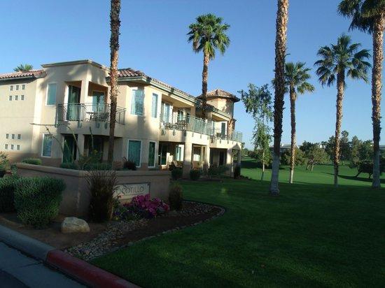 Marriott's Desert Springs Villas II: Our Villa in the Ocotillo Section