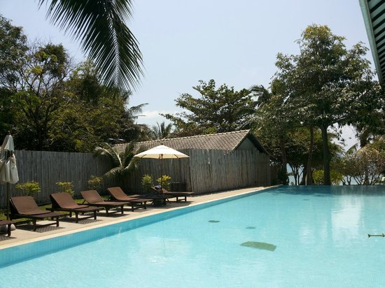 Sarikantang Resort & Spa : Pool