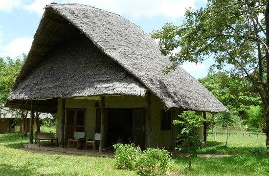 Shamba Kilole Eco Lodge : Suite