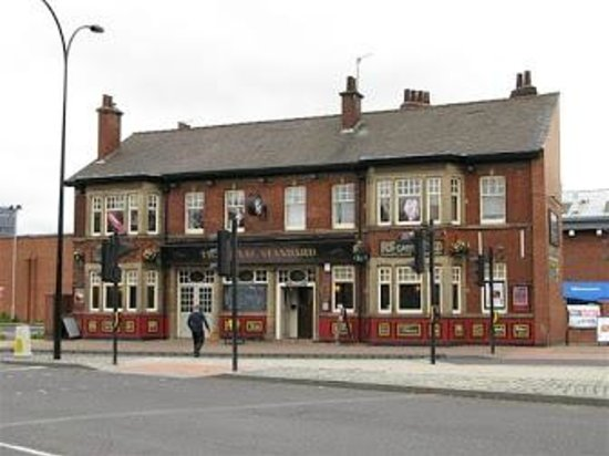restaurants near sherwood sheffield south yorkshire england