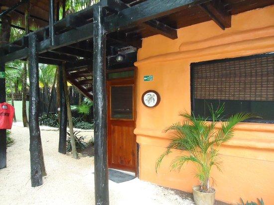 Las Palmas Maya: Room