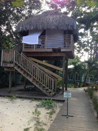 Couples Negril : Massage hut