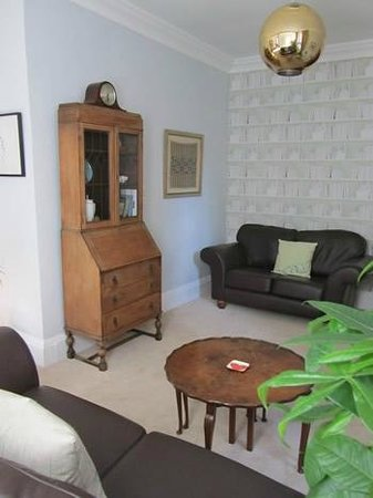 The Old Croft House: Sitting Room