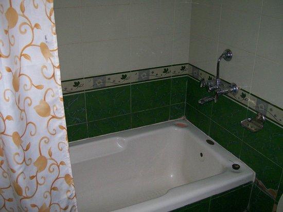 Hotel Jupiter : bath room