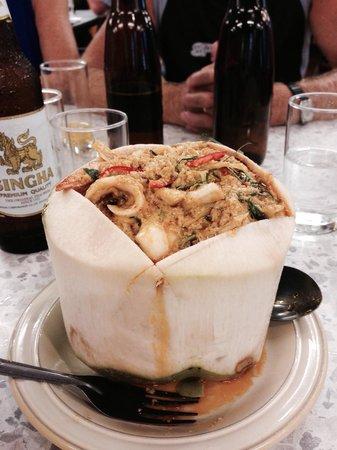 Nong Bua Seafood: Öns bästa seafood serveras här!