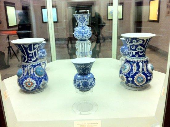 Istanbul Archaeological Museums: Cerâmica