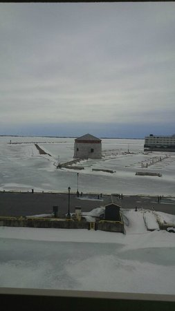 Holiday Inn Kingston - Waterfront: View from the room
