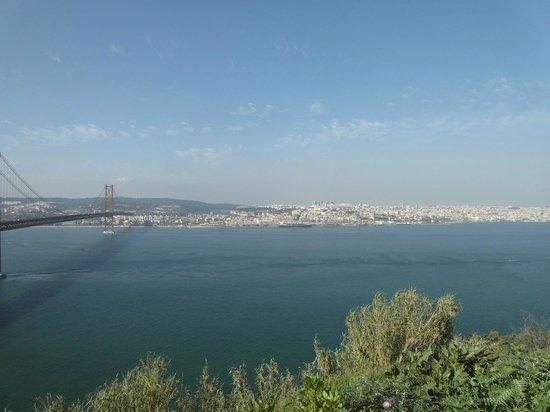 Santuario Nacional de Cristo Rei: Lisboa