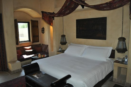 Bab Al Shams Desert Resort & Spa : Room