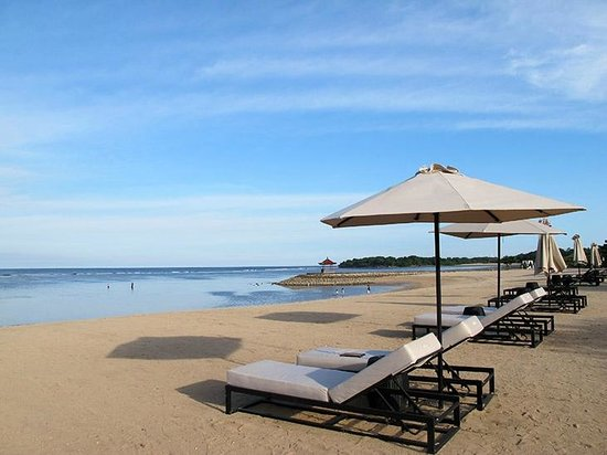 Illy Coffee Never Fails Picture Of Sofitel Bali Nusa Dua Beach