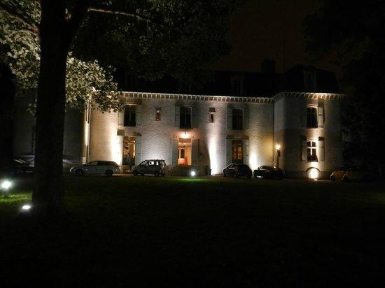 Domaine du Faugeras: Night View