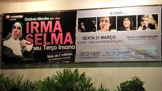 Teatro Anhembi Morumbi