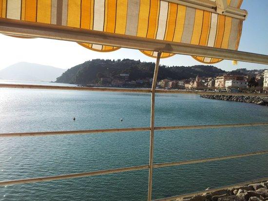 Hotel San Terenzo: Camera con vista