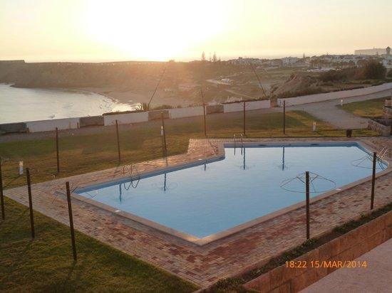 Pousada de Sagres, Infante: View from balcony