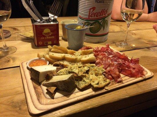 Friends of Ham : Spanish board